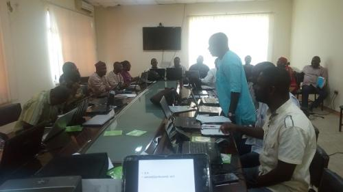 Training of academic and non-academic staff of Federal University of Technology, Minna
